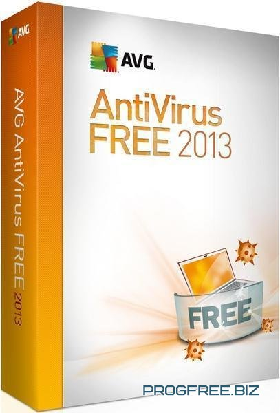 AVG AntiVirus FREE 2014