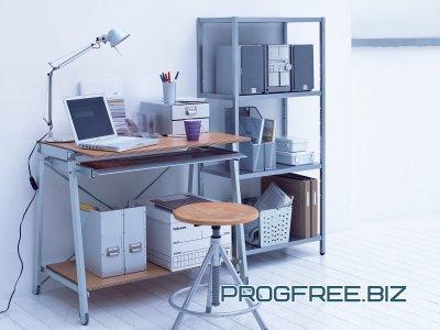 Современный рабочий стол