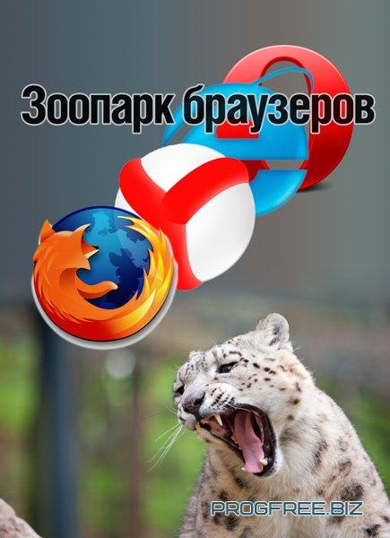 Зоопарк браузеров