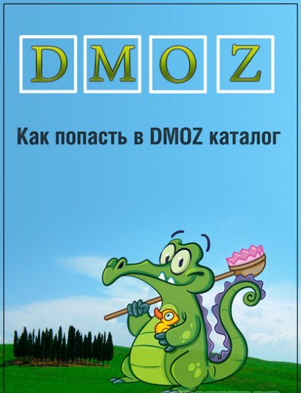 Как попасть в DMOZ каталог